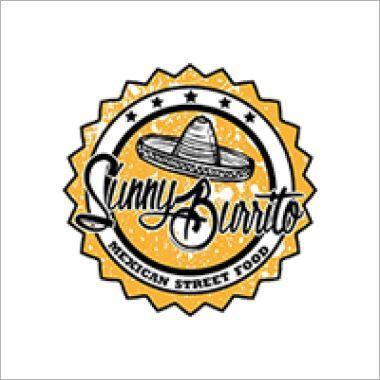 Logo Foodtruck Sunny Burrito