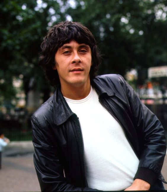 Richard Beckinsale (RIP) . . . UK actor best known for Porridge and Rising Damp. I guess he was my first celebrity crush. He sadly died aged only 31.