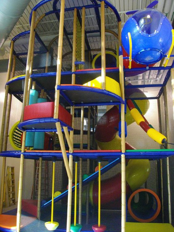 Indoor Playground Playgrounds And Indoor On Pinterest