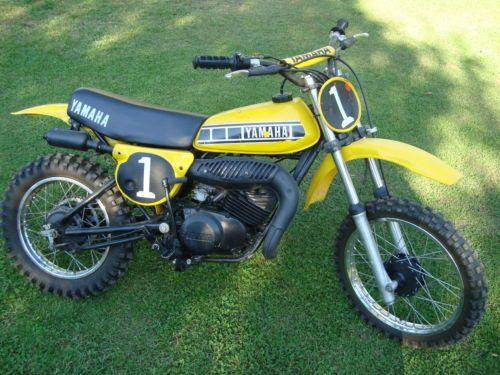 1978 yamaha yz80 vintage motocross pinterest a young for 1973 yamaha yz80