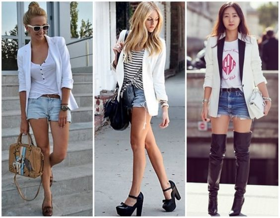 Fashion Friday: Shorts Jeans | CBBlogers