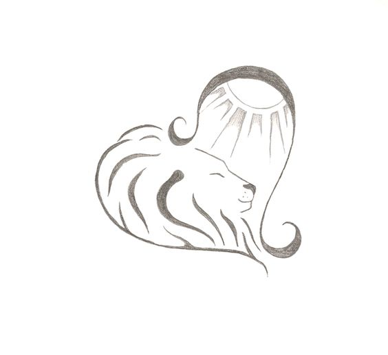 My Leo Tattoo By Cayleighguhsmiles Designs Interfaces Design -I'd kinda like to get a small Leo tattoo somewhere, someday.