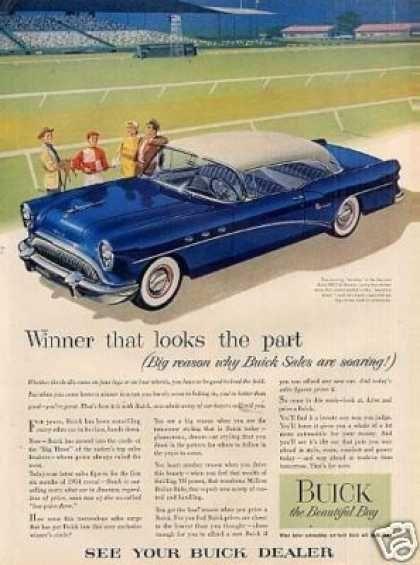 1954 Buick Special 2-Door Riviera  Para saber más sobre los coches no olvides visitar marcasdecoches.org
