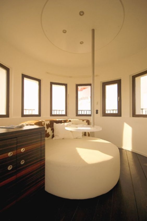 Guest rooms lighthouses and interiors on pinterest for Light house interior
