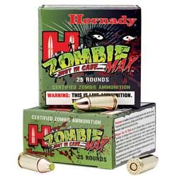 Best zombie ammo out there...