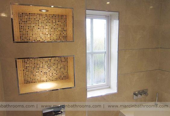 Bathroom alcove ideas