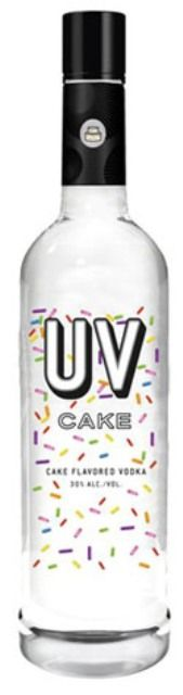 UV Birthday Cake vodka...it will change your life! I drink it on the rocks but it's scrumptious with pineapple juice!!