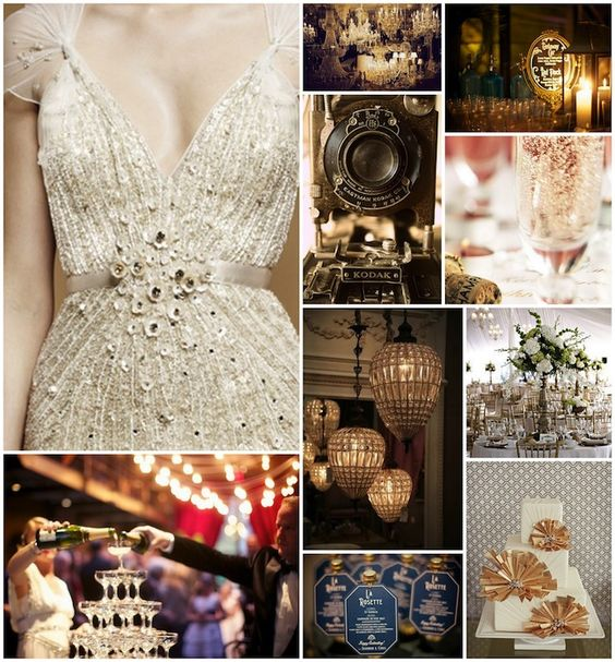 1940 Wedding Ideas: Vintage Wedding Theme Ideas 1940u0026