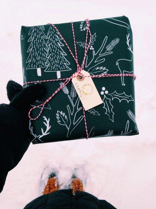 christmas mood aesthetic inspiration snow winter coziness ideas gifts