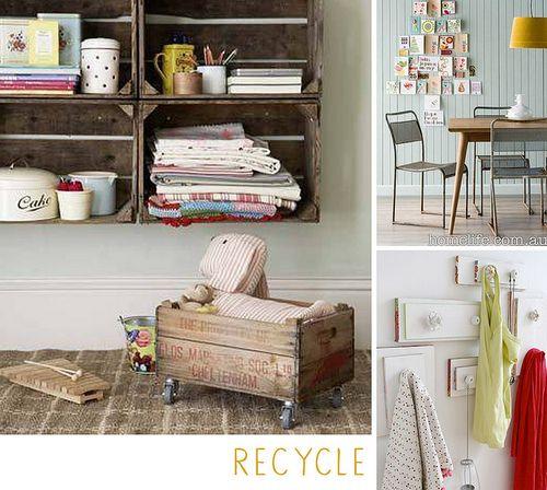 Recicle :: Caixote de feira