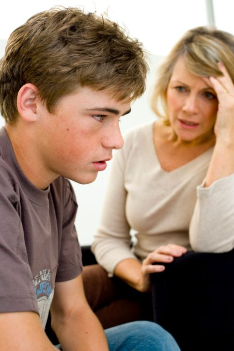 Getting Past The Communication Barrier with Your Teen - Ten to Twenty Parenting