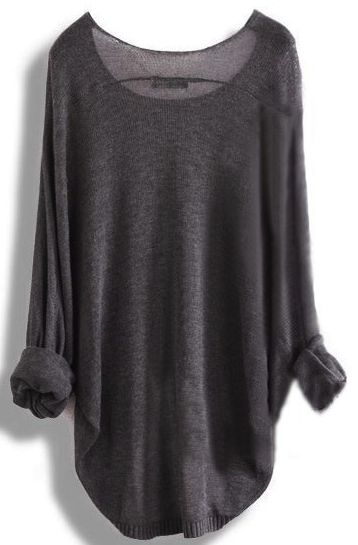 Long thin knits you can wear with pants OR leggings - perfection for fall