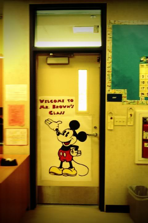 Classroom Decorations Disney : Disney themed classroom love