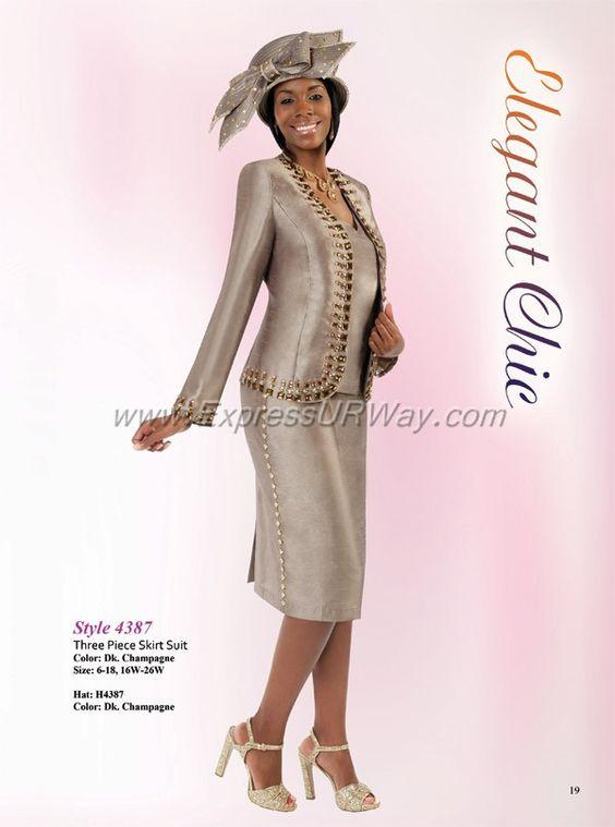 Innovative Skirt Suits For Church  WardrobeLookscom
