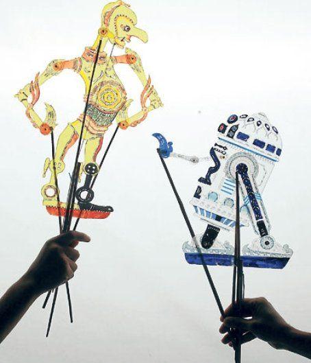 Wayang kulit meets Star Wars - Tech - New Straits Times