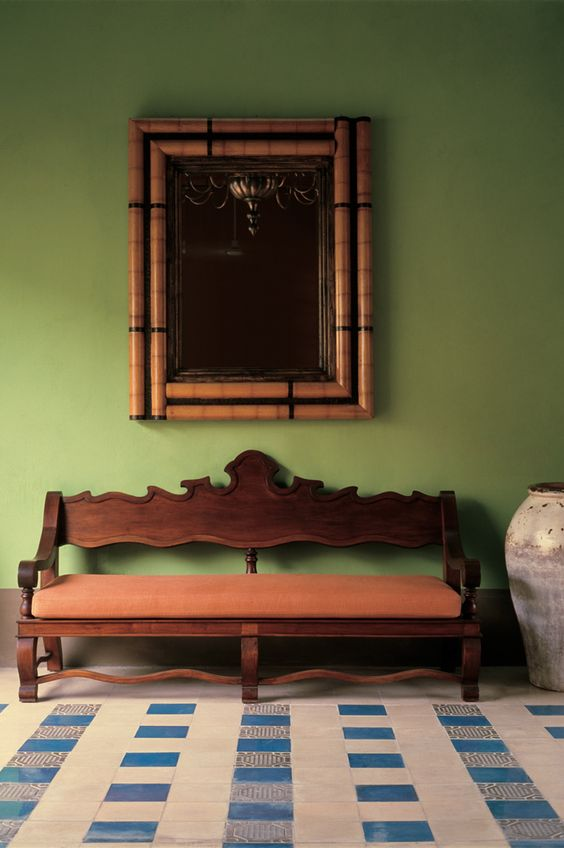 Mexican Decor Styles | Pittsburgh(R) Paints' New Hacienda Style Color Palette