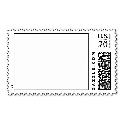 Create Your Own 70 Cent USPS Wedding Postage Stamp 70