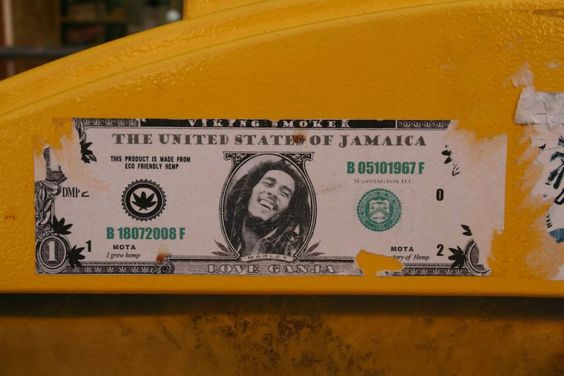 Republic of Jamaica. In BOB we trust. ahaha xD