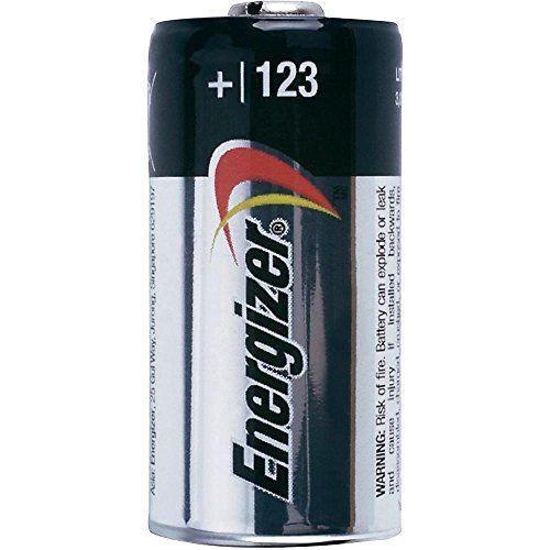 10 Pcs Energizer Lithium Cr123a 3v Photo Lithium Batteries Energizer Lithium Battery Batteries