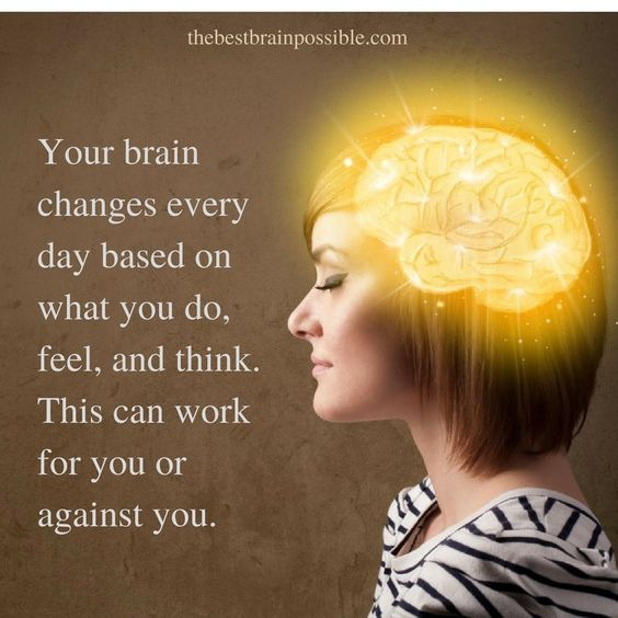 You can change your habits, brain, and life.
