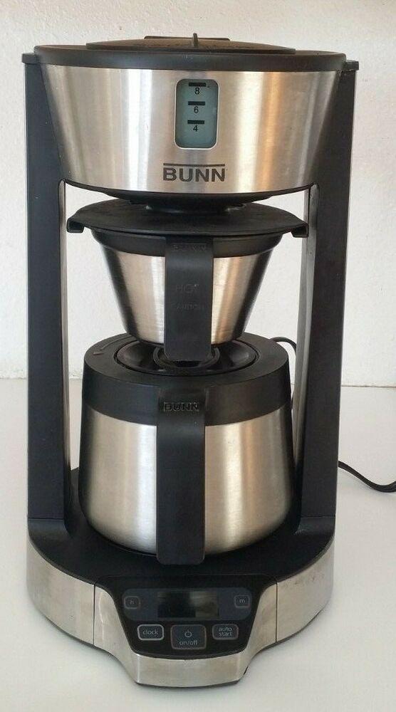 Coffee Machines Coffee Machines Ideas Coffeemachines Coffee Bunn Ht Coffee Maker Machine With Ther Coffee Maker Coffee Maker Machine Thermal Coffee Maker