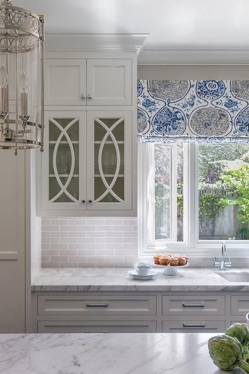 Glass Mullion Kitchen Cabinet Doors Kitchen Cabinet Design Grey