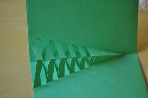 Artesanato de Natal - Cartão 3D                                                                                                                                                                                 Mais
