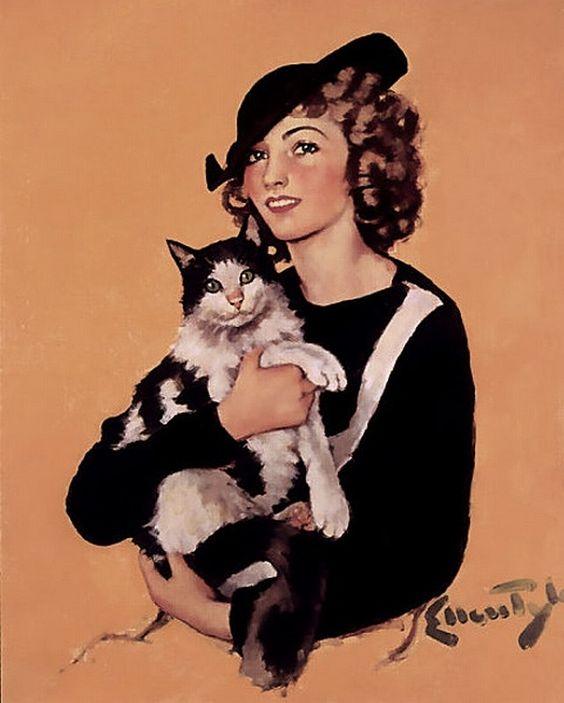 Ellen Bernard Thompson Pyle (1876-1936)  — (641x800):