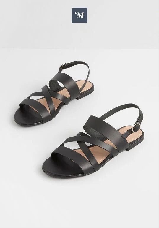 A Day In Mykonos Sandals In 2020 T Strap Shoes Simple Sandals Modcloth Shoes