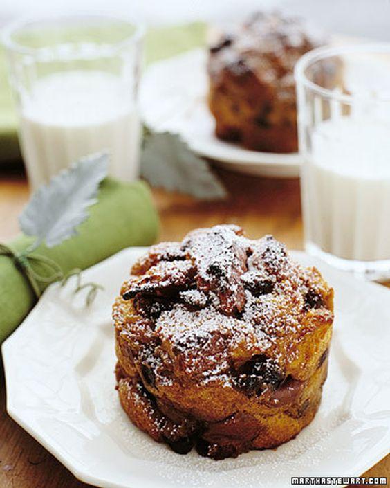 Pumpkin bread puddings, Pumpkin bread and Bread puddings on Pinterest
