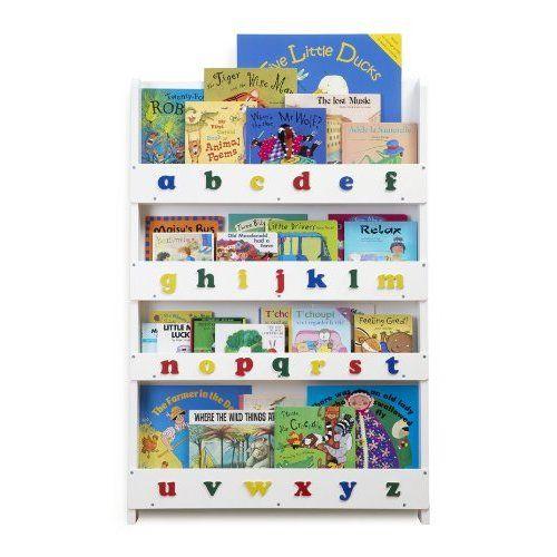 Tidy Books Children's Lowercase Bookcase