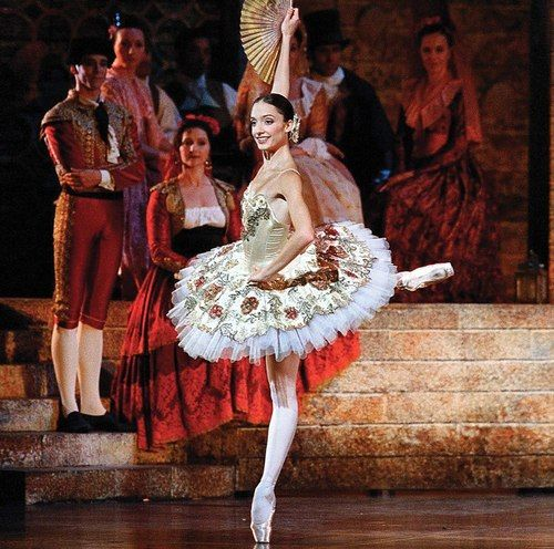 The Paris Opera Ballet's Dorothee Gilbert in Don Quixote.