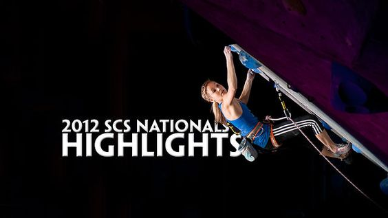 2012 SCS National Championships by USA Climbing