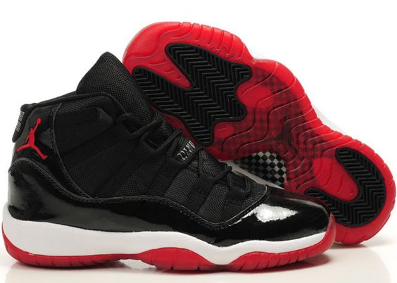 nike air max or - Air Jordans 11 Womens Bred Black White Red - Jordan 11 Womens ...