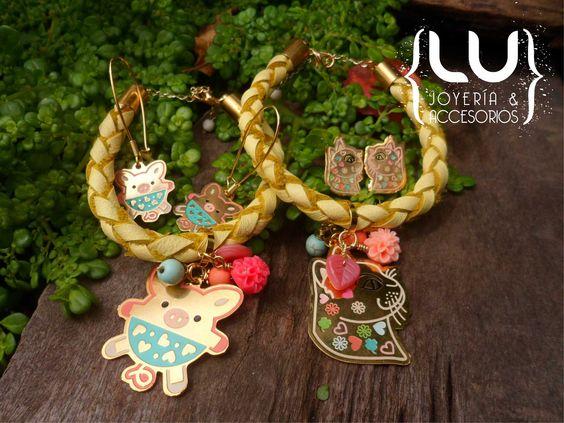LU Joyería & Accesorios.  #accesorios #aretes #collares #pulseras #joyería #accesorios #moda #fashion #Colombia #medellin