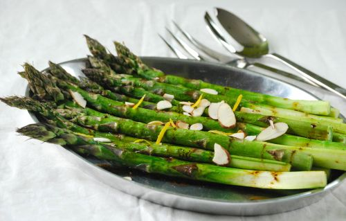 Roasted Asparagus with Balsamic Browned Butter   SPRINGtime Highlights ...