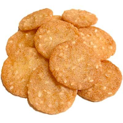 Need the recipe for these CHARLESTON BENNE WAFERS | sweet treats ...