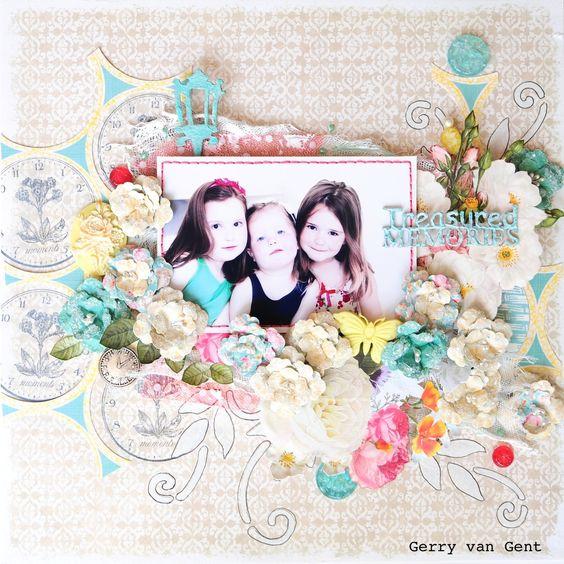 Treasured Memories ~Webster`s Pages~ - Scrapbook.com
