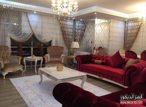 ديكور منازل من الداخل تصميم شقق مودرن بسيطة وجميلة قصر الديكور Classic Dining Room Holiday Room Modern Dining Room