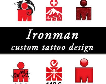 Ironman tattoo designs by DesignsbyBlackeye on Etsy