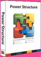 Power Structure Software - Creative Story Development for Writers who know how to write...