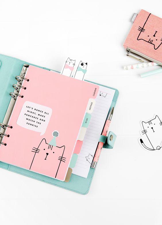 Celebrate life and get organised in style using this kikki.K Vänskap Planner