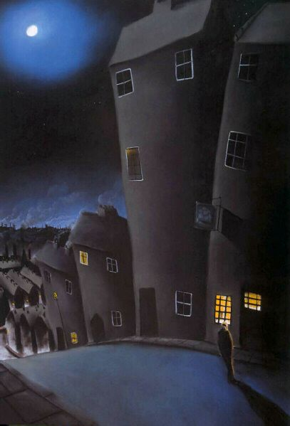 Thorpe, Mackenzie -High on a Lonely, Windy Hill