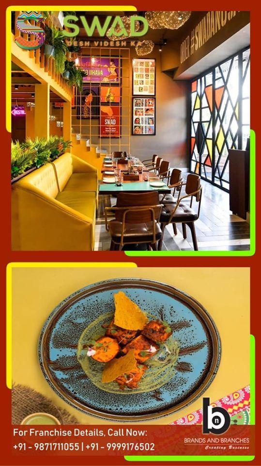 Swad Desh Videsh Ka Veg Restaurant Vegetarian Restaurant Food And Beverage Industry