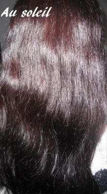 henn brun grenat coloration naturelle aroma zone - Coloration Henn
