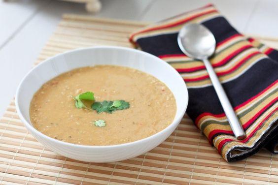 spiced and more lentil soup lentils soups coconut red lentil soup red ...