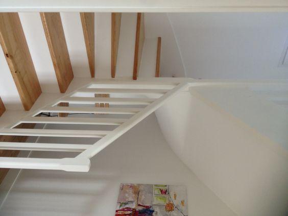 R Novation D 39 Un Escalier Des Marches En Carrelage Aux Marches En Ch Taignier Et