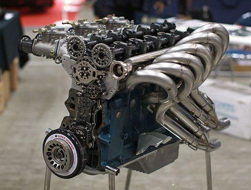 nissan datsun l series l24 l26 l28 os giken cylinder dohc tc24 cars nissan