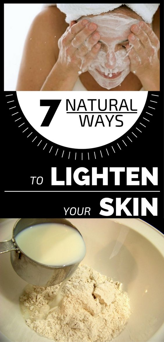 Skin color can become darker for several reasons: stress, certain diseases, bad nutrition..