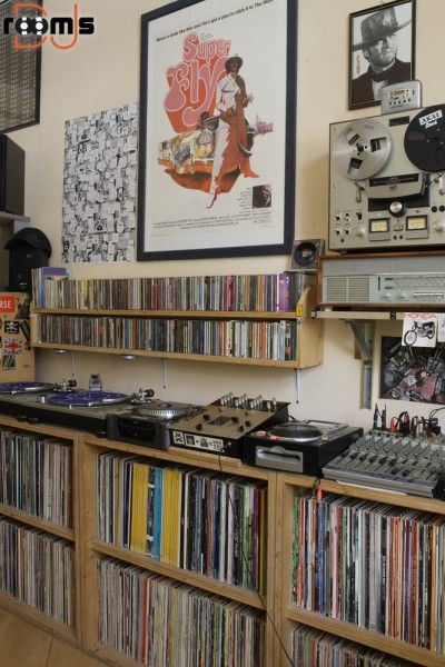 Record collection by mike ungewitter living rooms pinterest vinyls storage ideas and for Olafur arnalds living room songs vinyl